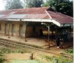 Linstead Railway Station